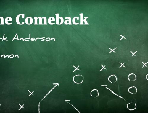 The Comeback!
